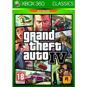 Grand Theft Auto IV (classics)