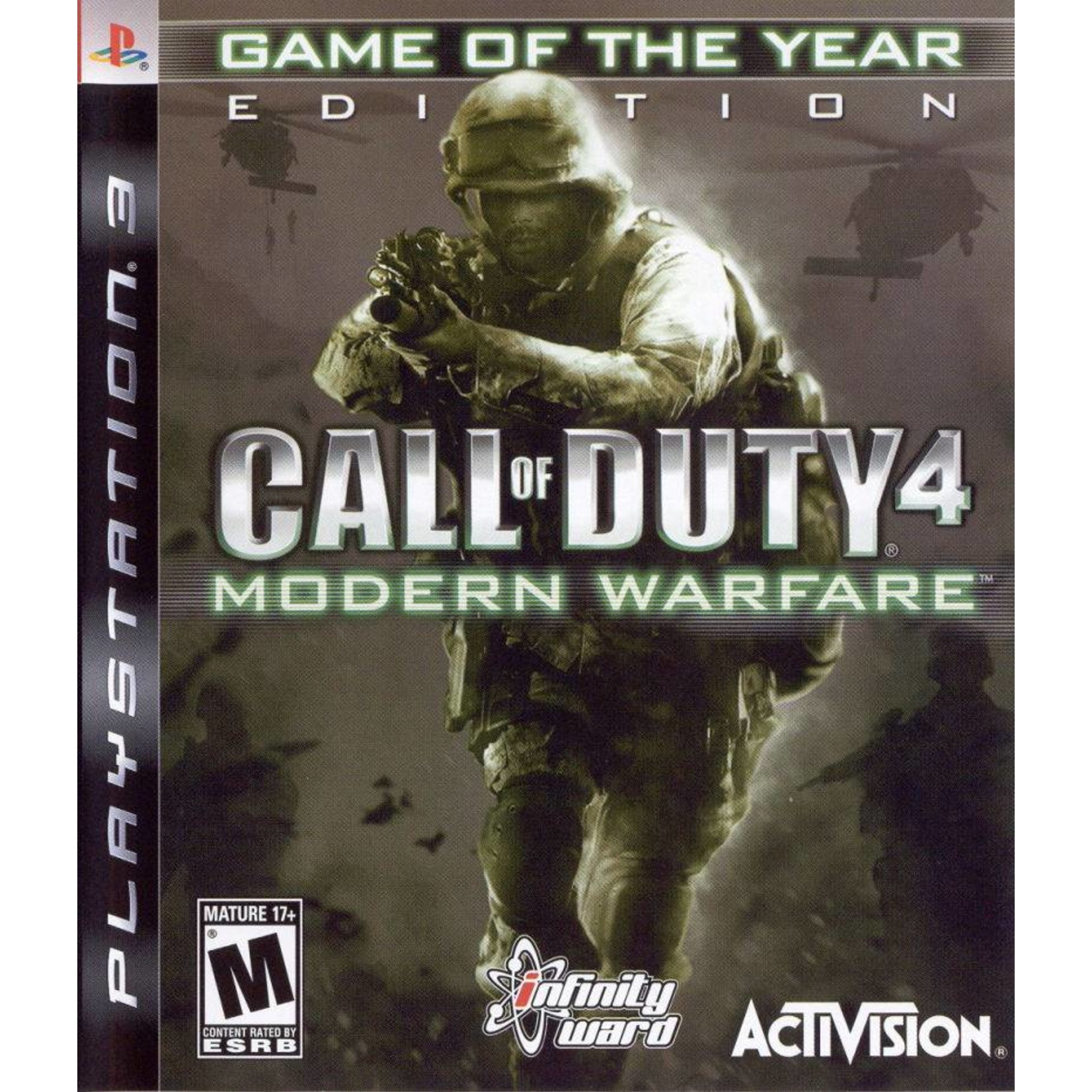 Call Of Duty 4 - Modern Warfare - Game Of The Year Editie