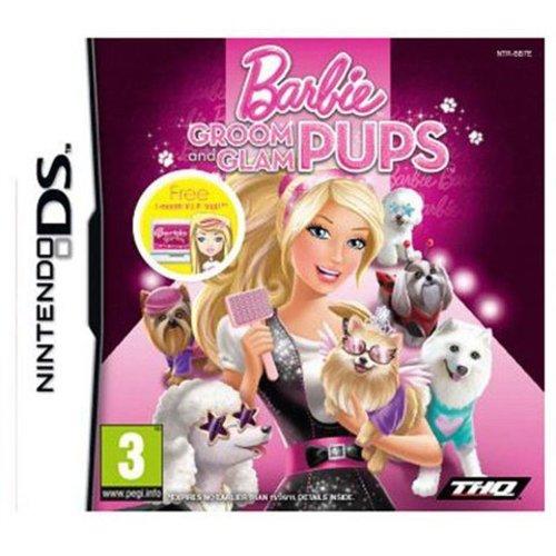 Barbie Hondenshow Puppy's