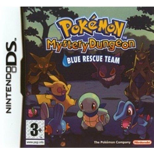 Pokemon Mystery Dungeon - Blue Rescue Team