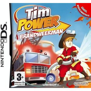 Tim Power - Brandweerman