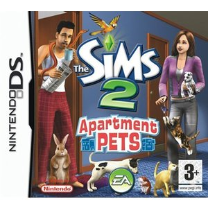 De Sims 2 - Appartementsdieren
