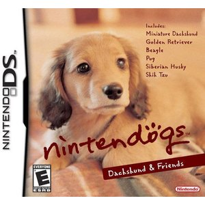 Nintendogs - Miniature Dachshund & Friends