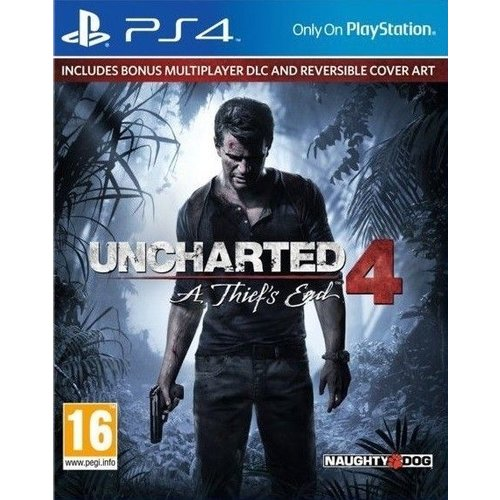 Uncharted 4 A Thief's End - Standaard Plus Editie