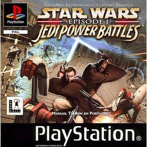 Star Wars Episode 1 Jedi Power Battles