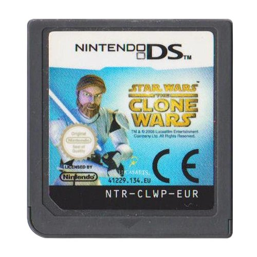 Star Wars Clone Wars Jedi Alliance (losse cassette)