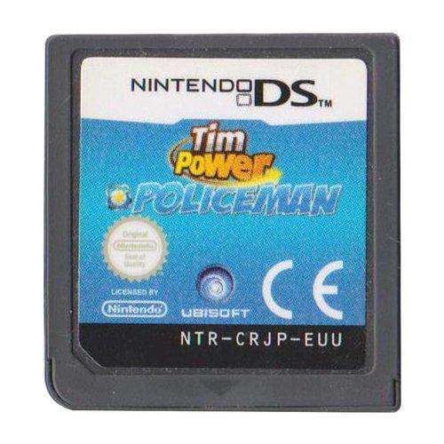 Tim Power Politieman (losse cassette)