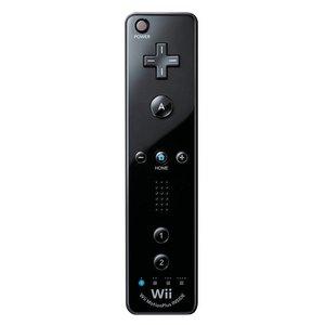 Nintendo Wii / Wii U Remote Motion Plus - Zwart (Controller)