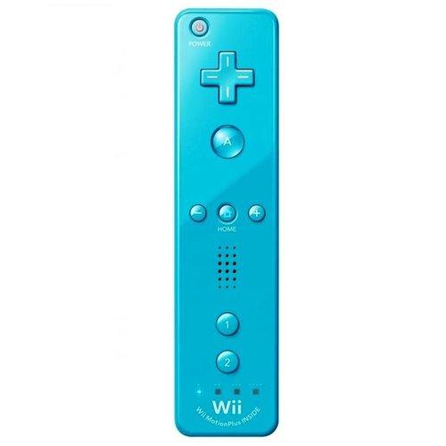 Nintendo Wii / Wii U Remote Motion Plus - Blauw (Controller)