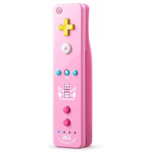 Nintendo Wii / Wii U Remote Motion Plus - Princess Peach Edition (Controller)