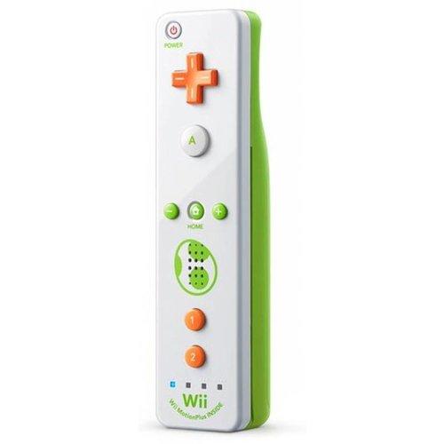 Nintendo Wii / Wii U Remote Motion Plus - Yoshi Edition (Controller)