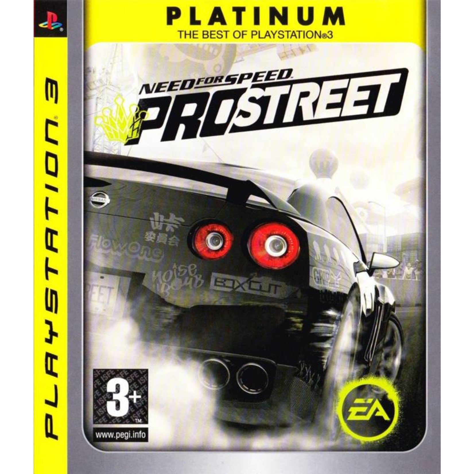 Need For Speed - Prostreet (Platinum)