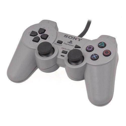 Sony Playstation 1 Dual Shock controller - Grijs