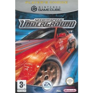 Need For Speed Underground (Player's Choice)