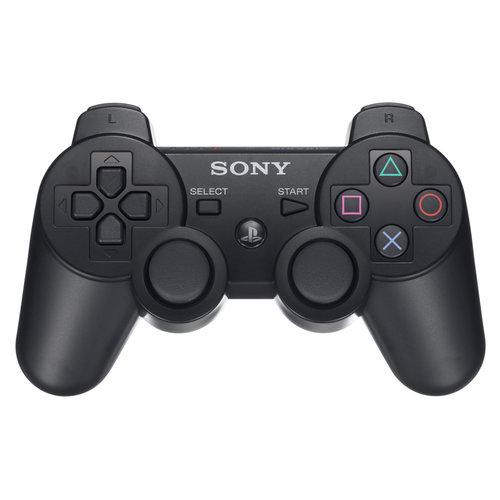Playstation 3 Controller Dualshock 3 - Zwart