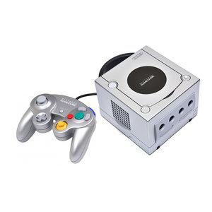 Nintendo Gamecube - Zilver (Platinum)