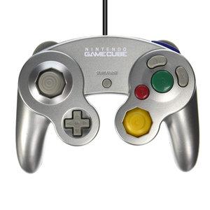 Nintendo Gamecube controller - Zilver (Platinum)