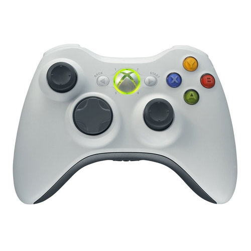 Microsoft Xbox 360 Controller - Wit