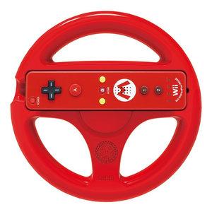 Hori Wii Wheel Mario Kart 8 - Rood