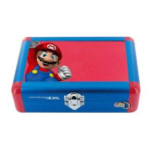 Nintendo DS Aluminium opbergbox (Mario)