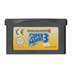 Super Mario Advance 4 - Super Mario Bros 3 (Losse Cassette)