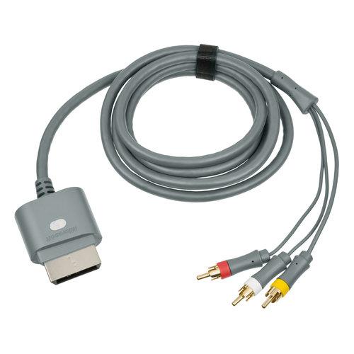 Xbox 360 Microsoft AV kabel
