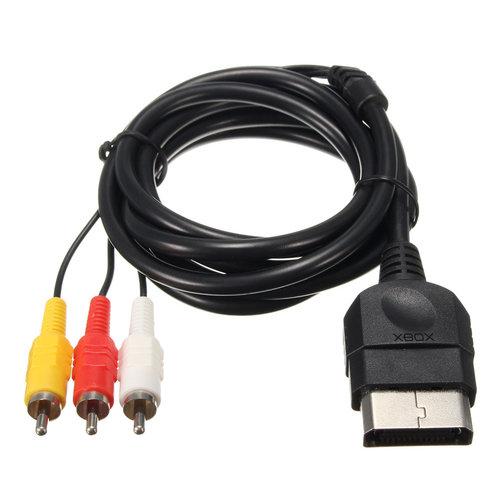 Xbox Microsoft AV kabel