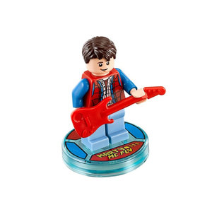 Marty McFly - Losse minifiguur (71230)