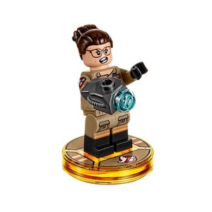 Abby Yates - Losse minifiguur (71242)