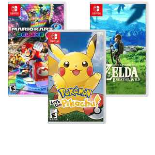 Switch Games
