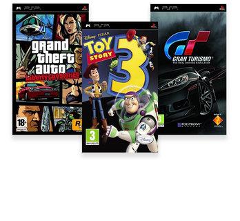 Sony PSP Games