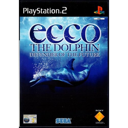Ecco The Dolphin - Defender Of The Future