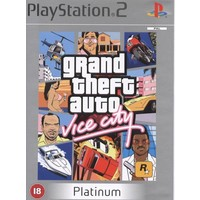 Grand Theft Auto - Vice City Stories (Platinum)