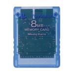 Playstation 2 - 8MB Memory Card - Blue