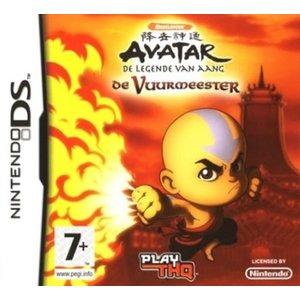 Avatar de Legende van Aang - De Vuurmeester