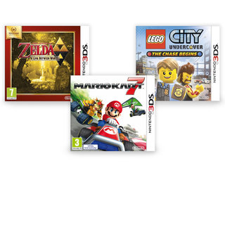 2DS / 3DS Games