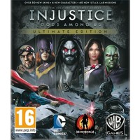 Injustice Gods Among Us - Ultimate Ed.