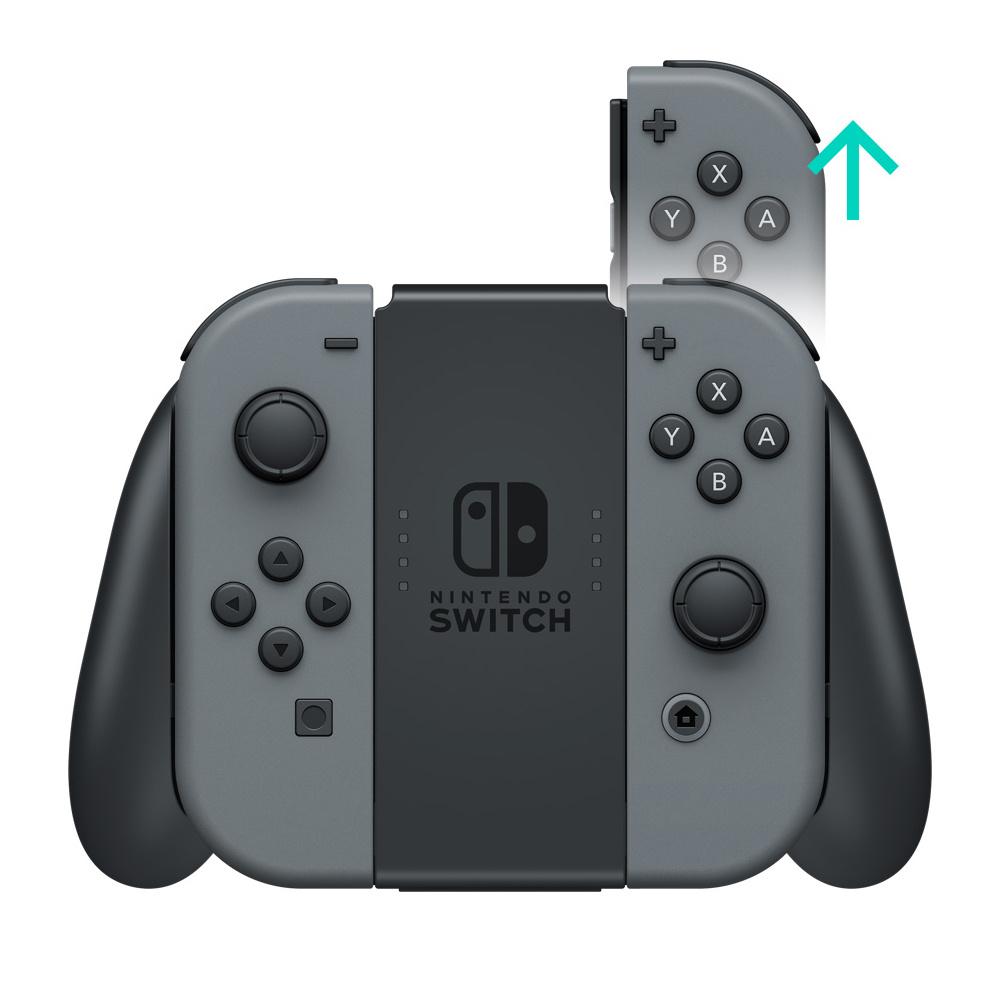 Nintendo Switch Joy-Con Comfort Grip Controller