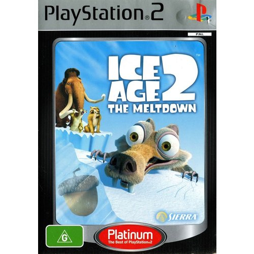 Ice Age 2 (Platinum)