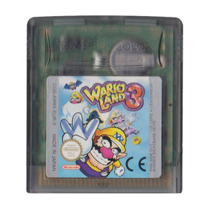 Wario Land 3 (losse cassette)