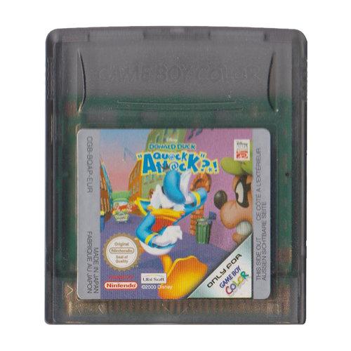 Donald Duck Quack Attack (losse cassette)