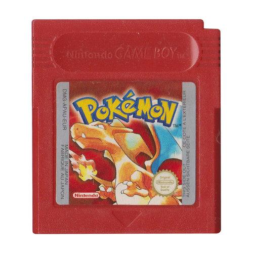 Pokemon Red (losse cassette)