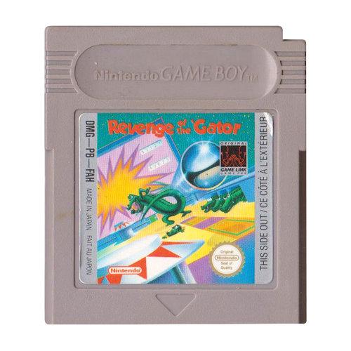 Revenge of the Gator (losse cassette)