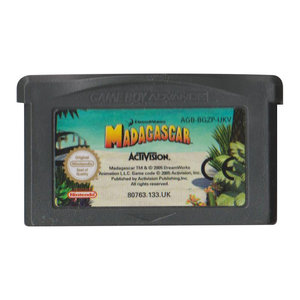 Madagascar (Losse Cassette)