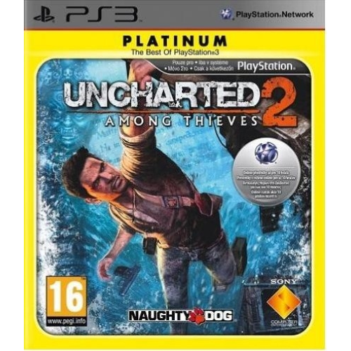 Uncharted 2 - Among Thieves (Platinum)