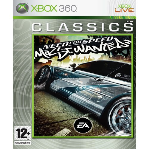 Need For Speed - Most Wanted (Classics)