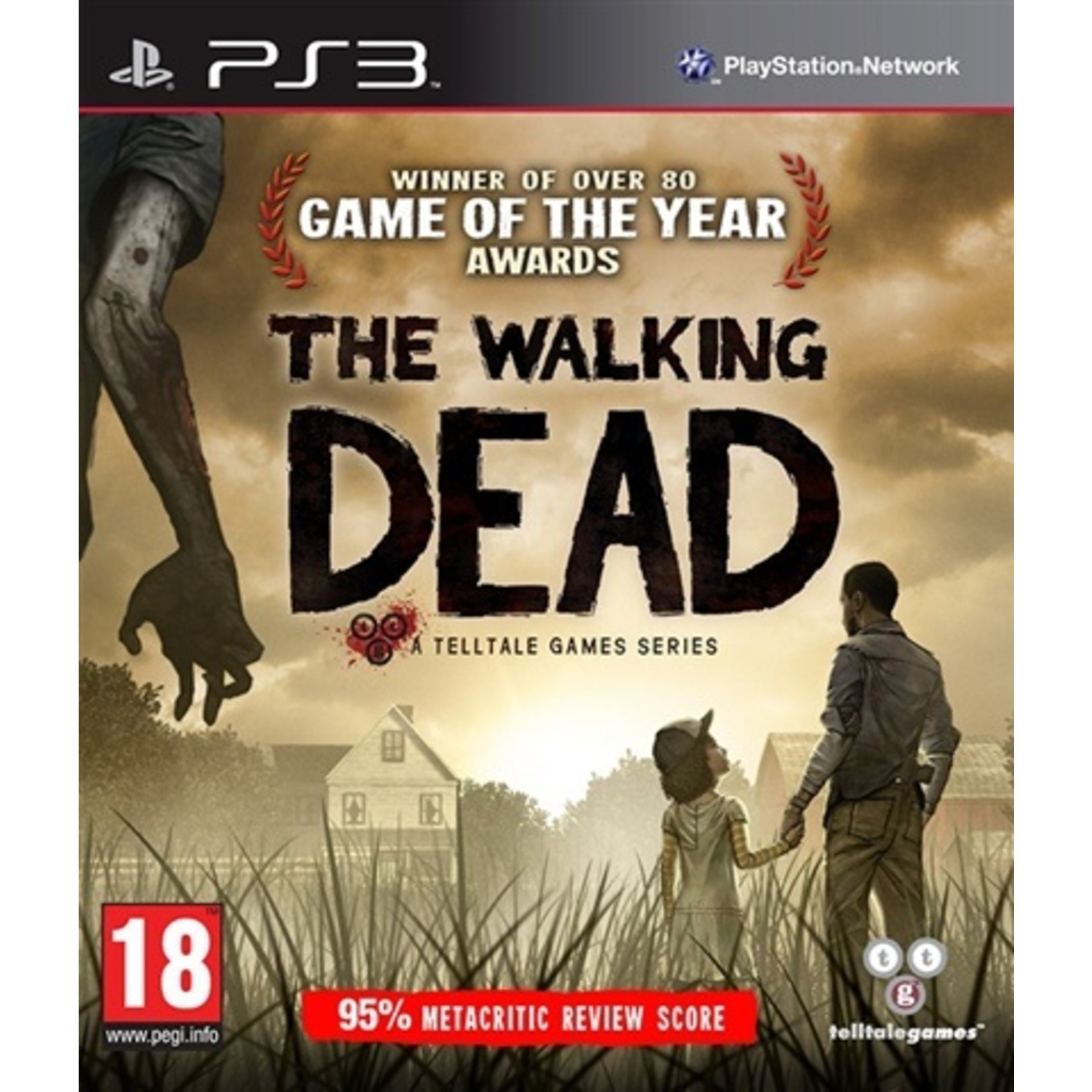 The Walking Dead - Telltale Season 1
