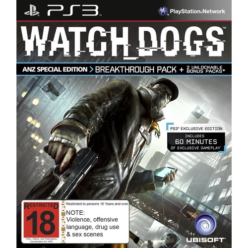 Watchdogs Special Edition