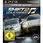 Need For Speed - Shift 2 Unleashed Limited Editions