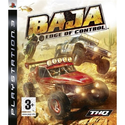 Baja - Edge of Control